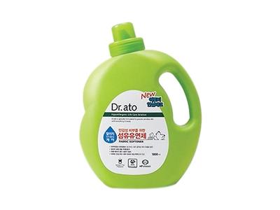 韓國 Dr.ato~無敏原柔軟精(1800ml)