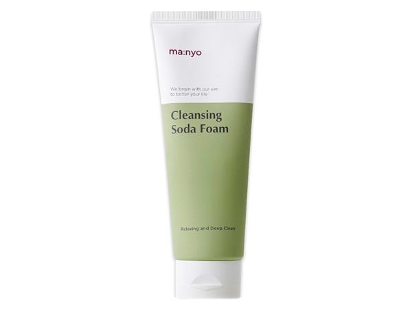 韓國 魔女工廠 Ma:nyo~蘇打保濕深層清潔洗面乳(150ml)【D207053】