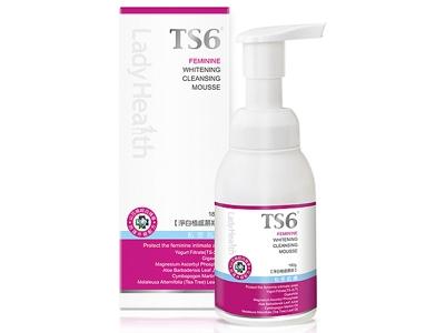 TS6~護一生淨白植感慕斯(180g)