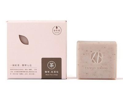 臺灣茶摳~簡單紅茶皂(120g)