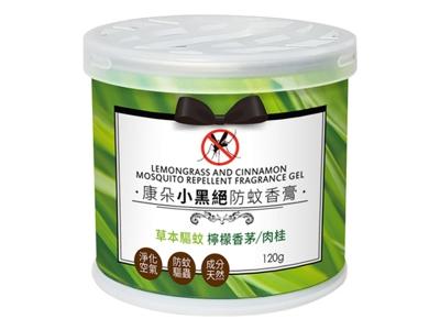 康朵~小黑絕防蚊香膏(檸檬香茅肉桂)120g