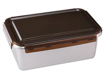 掌廚可樂膳~316不鏽鋼長方保鮮便當盒(1450ml)