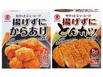東丸~不用炸的炸雞/炸豬排調味粉(3袋入) 款式可選