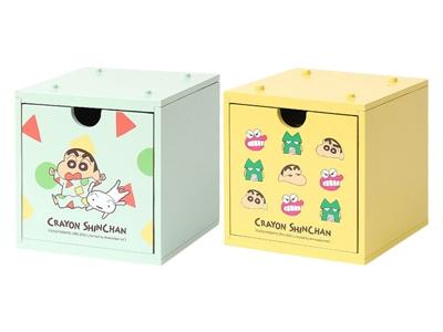 蠟筆小新~積木抽屜盒(1入) 款式可選
