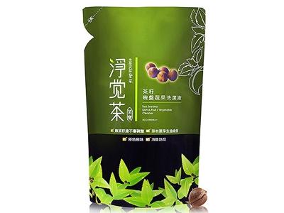 茶寶淨覺茶~茶籽碗盤蔬果洗潔補充包(700ml)