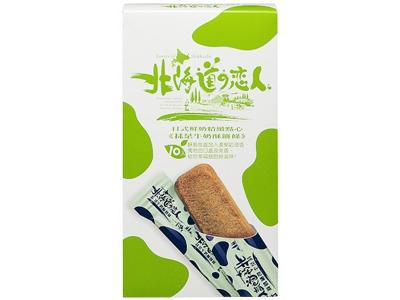 掬水軒~北海道戀人-抹茶酥餅條(110g)