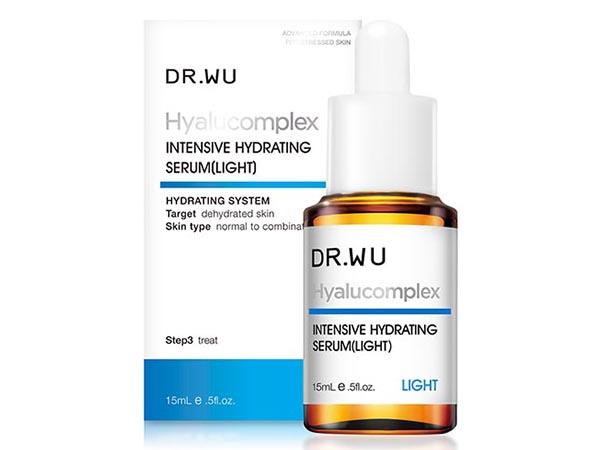 保濕 精華液 dr.wu 精華液 玻尿酸 保濕 精華液
