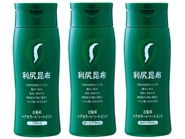 利尻昆布 染髮劑 日本 染髮劑 日本 頭髮