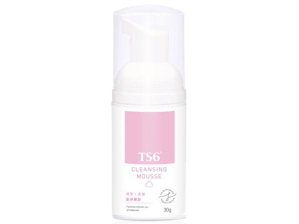 台灣 泡泡 ts6 潔淨慕斯 ts6 私密處清潔