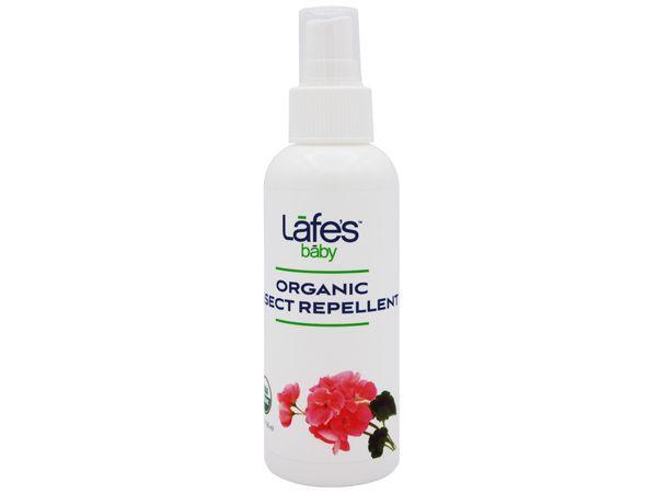 美國Lafe's organic~有機嬰兒防蚊液(118ml)【D020200】