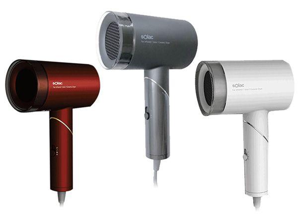 Solac~負離子陶瓷吹風機(HCL-501)1入 顏色可選【D310001】※限宅配/無貨到付款