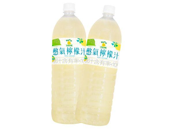 Becky Lemon 憋氣檸檬~檸檬汁(600mlx12瓶組)【DS000093】 ※限宅配/無貨到付款