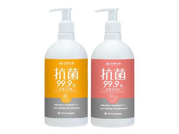 Dr's Formula 台塑生醫~抗菌沐浴精(500g) 款式可選【DS000588】