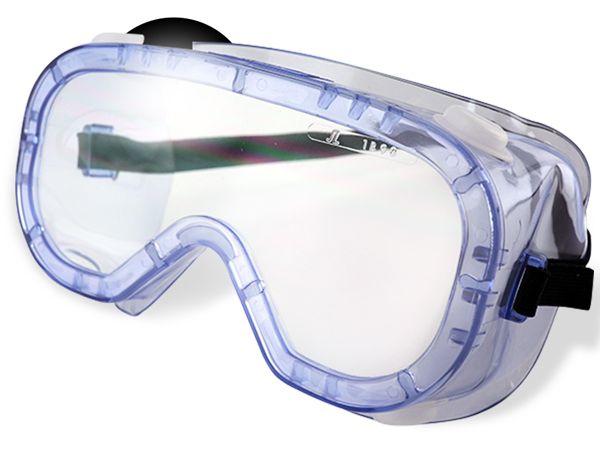 台灣製造高防護型護目鏡(1支入)【DS001619】適合較高風險人員/防霧