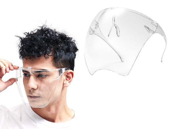 全臉防護球型面罩/防護面罩(單入)盒裝【DS001653】